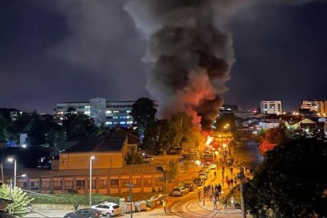 Tragedia in Tetovo, 24 vittime dell'incendio nell'ospedale COVID