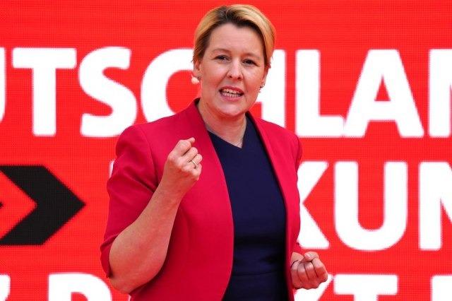 Prvi put put u istoriji: Berlin će voditi žena