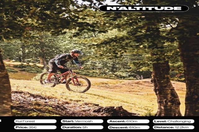 """N'Altitude Festival"" this weekend in Lepusha"