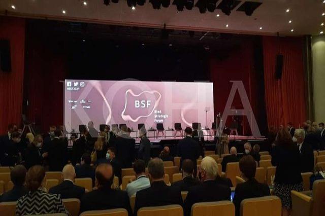 Slovenya'da Bled Forumu başladı