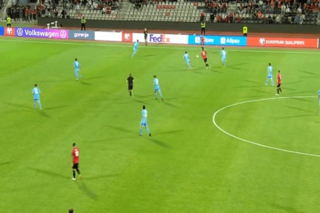 Arnavutluk - San Marino maçı 5-0 sonucuyla tamamlandı
