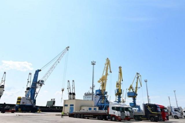 Deutschland ist der viert größte  Handelspartner von Albanien