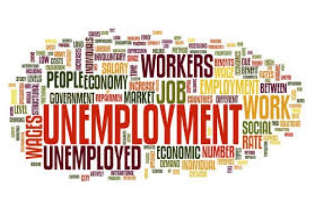 The unemployment rate dropped to 11.6% in the second quarter