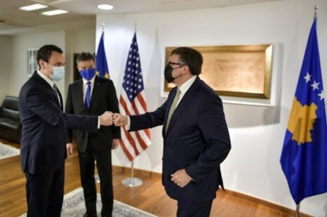 Lajčak na Kosovu za dijalog, Kurti: Mi smo ravnopravna stranka sa Srbijom, a ne tema