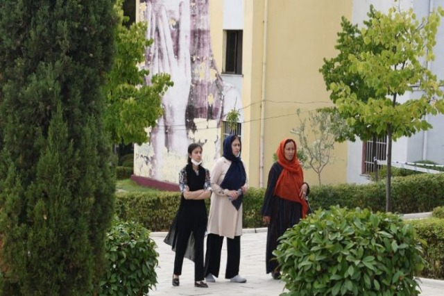 Η Αλβανία ήταν από τις πρώτες χώρες που προσφέρθηκαν να φιλοξενήσουν Αφγανούς πολίτες