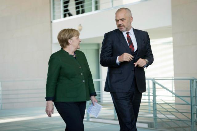 Almanya Şansölyesi Angela Merkel, 14 Eylül'de Arnavutluk'u ziyaret edecek