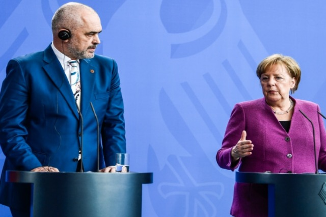 German Embassy has revealed details from the visit of Chancellor Angela Merkel on September 14 in Albania