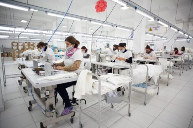 L'industrie textile joue un rôle important dans l'économie