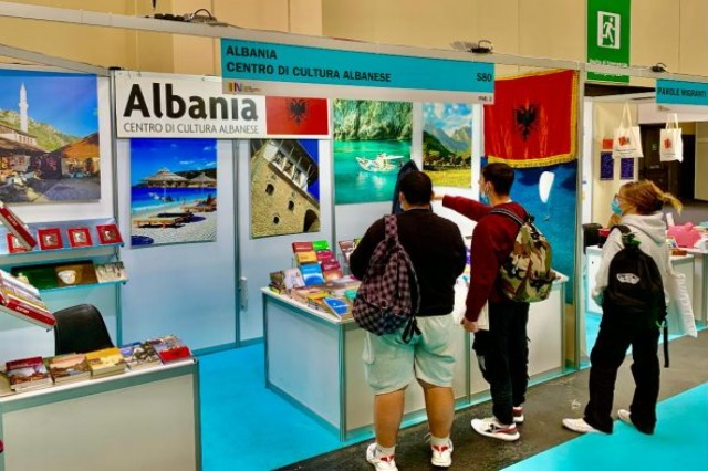 Albania represented with more than 200 titles at the International Book Fair Turin 2021