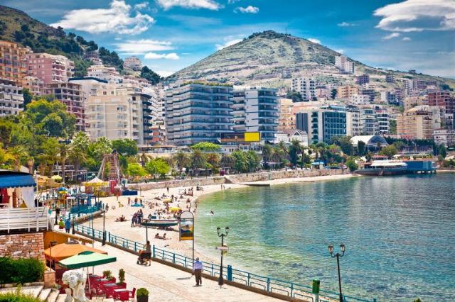4,8 milyondan fazla yabancı uyruklu vatandaş Arnavutluk'u ziyaret etti