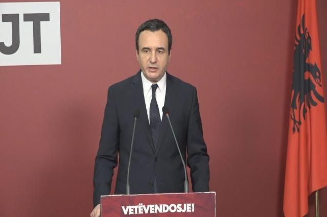 Nedavni incidenti, Kurti priznaje da neće imati sastanak sa Vučićem