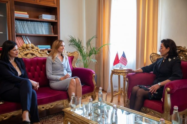 Kim meets Tabaku and Gjonaj: United States will continue to strongly support Albania's efforts to join the EU
