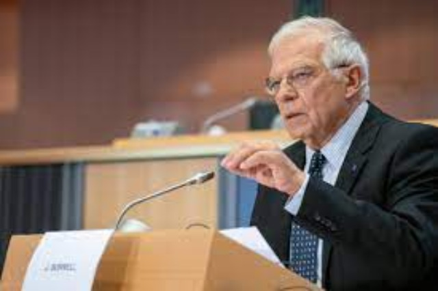 Violent actions in Mitrovica/Borrell: Unilateral and uncoordinated actions that endanger stability are unacceptable