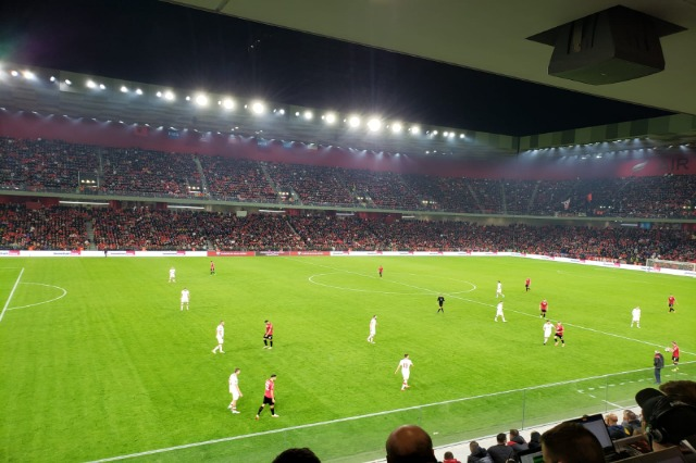 Albania suffers 0-1 defeat against Poland, drops to third place