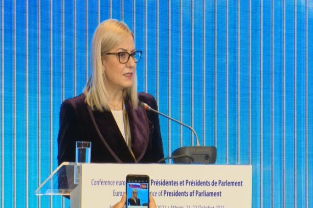 Nikolla: Balcani occidentali fuori Ue e Kosovo fuori Consiglio d'Europa, valori europei non garantiti