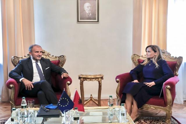 Soreca meets Tabaku: Albania's integration into the EU is a cross-party, national priority