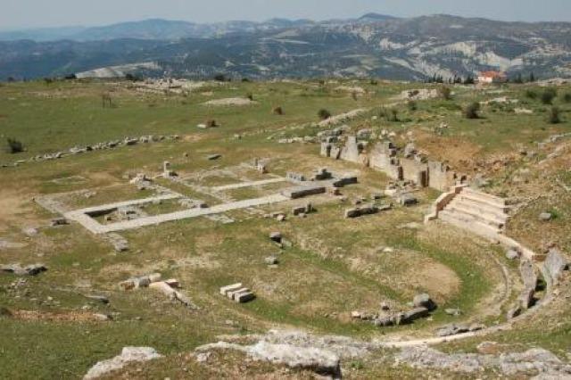 Le parc archéologique de Bylis attire l'attention des chercheurs étrangers