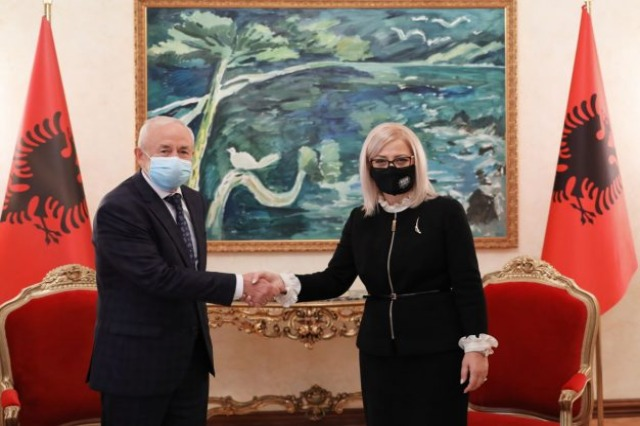 Nikola meets the Ambassador of Ukraine: Willingness to intensify and expand bilateral cooperation