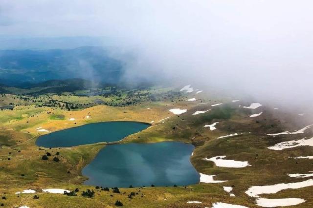 Valamara Buzul Gölleri