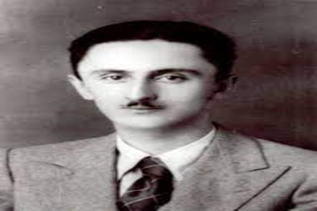 Millosh Gjergj Nikolla - MIGJENI - der bekannte albanische Dichter des kritischen Realismus