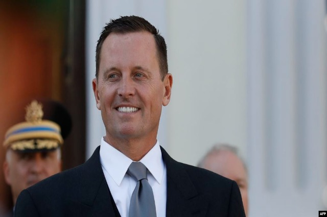 Tensions in northern Kosovo / Grenell: UNMIK is a waste of US tax  dollars, and should be drastically reformed or ended.