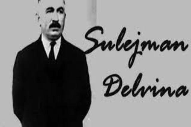 Sulejman Delvina, Albanian prominent patriot and politician