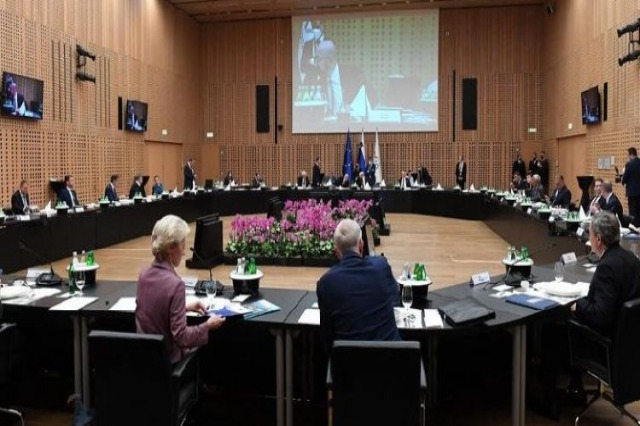 EU-Western Balkans summit brings together EU and Balkan leaders with focus on the reaffirmation of the European perspective of the WB