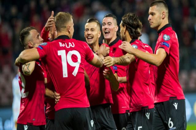 FIFA / Arnavutluk sıralamasında 3 pozisyon kazandı