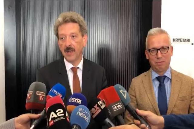 "Slovenian Ambassador from Korca: ""Albania has done everything necessary to open negotiations"""