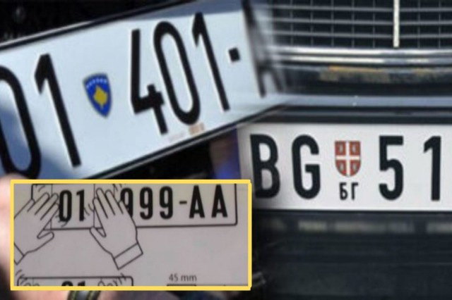 Kosovo Police has started the implementation of the agreement reached in Brussels