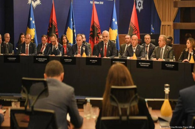 Albania-Kosovo governments' joint meeting to be held in the last week of November in Durrës