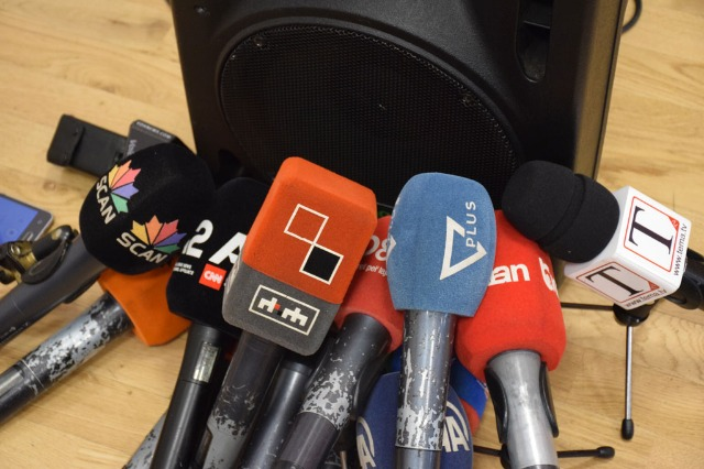 Representative of OSCE, Teresa Ribeiro: We should support journalists and journalism