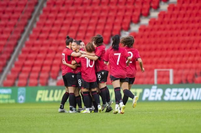 Kadınlar Dünya Kupası /  Arnavutluk - Ermenistan 5-0