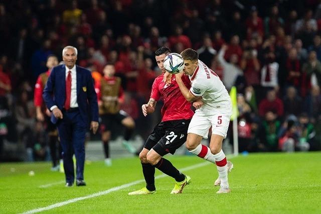 Albanija, gorak poraz sa Poljskom
