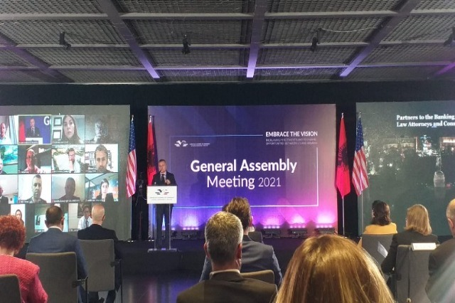American Chamber of Commerce: Albania should be oriented towards Euro-Atlantic opportunities