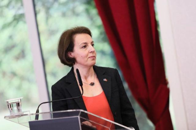 Gërvalla : Kosova'nın AB ve NATO'ya yönelik çok net bir yönelimi var
