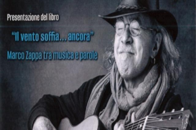 """Intervista a Marco Zappa, presentazione del libro """"Il Vento Soffia… Ancora"""""""
