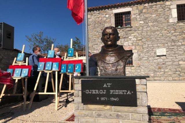 Gjergj Fishta - μια προσωπικότητα της Αλβανικής λογοτεχνίας