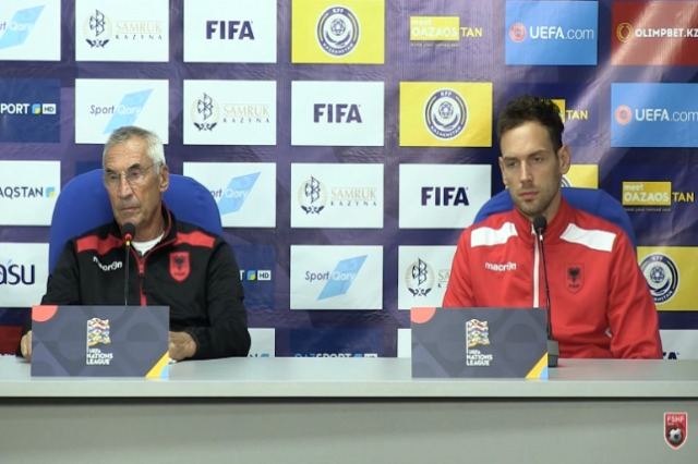 Match against Kazakhstan / Reja: We must not lose! Berisha: Albania remains the favorite in the group