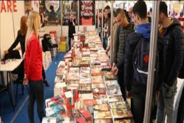 The book fair to be organized online