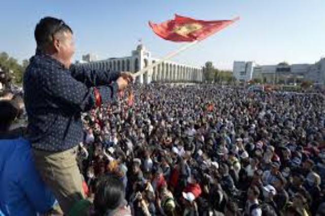 Το αμφιλεγόμενο εκλογικό αποτέλεσμα στο Κιργιστάν