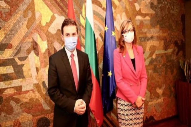 Bulgaria will support the Albanian candidacy for the Security Council