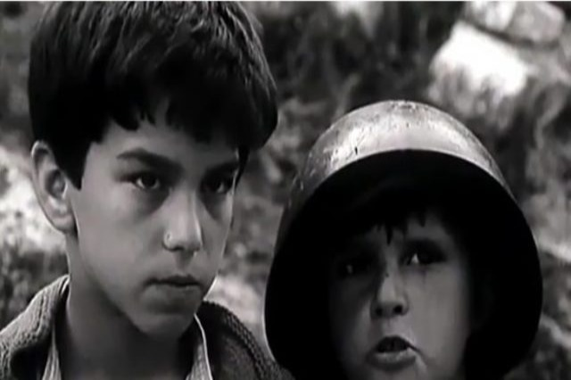 "The movie ""Tomka and his friends"" directed by Xhanfise Keko, on American television"
