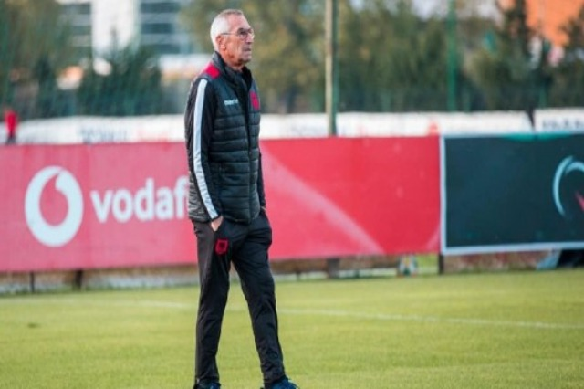Albania returns on the pitch Reja: The line-up has changed drastically