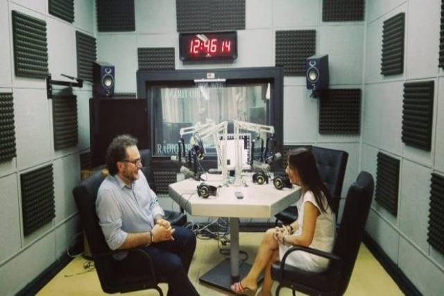 """Intervista a Gianni Svaldi, premio """"Campione"""" con il reportage su Radio Tirana"""