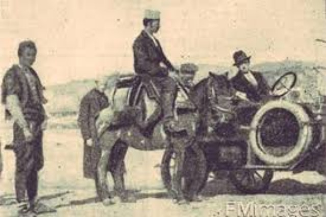 A brief history of road transport in Albania